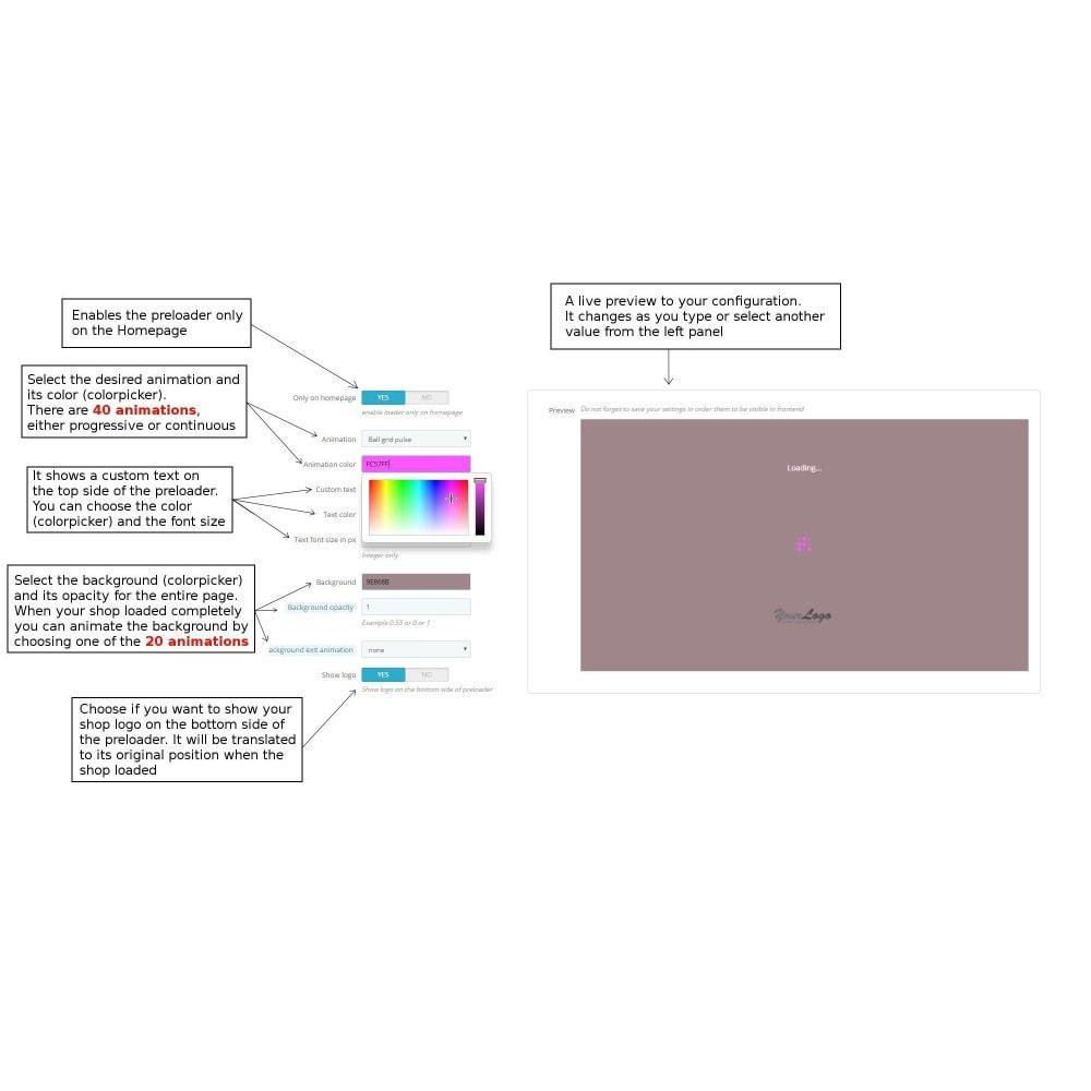 module - Zoeken & Filteren - Shoploader - Page preloader - 4