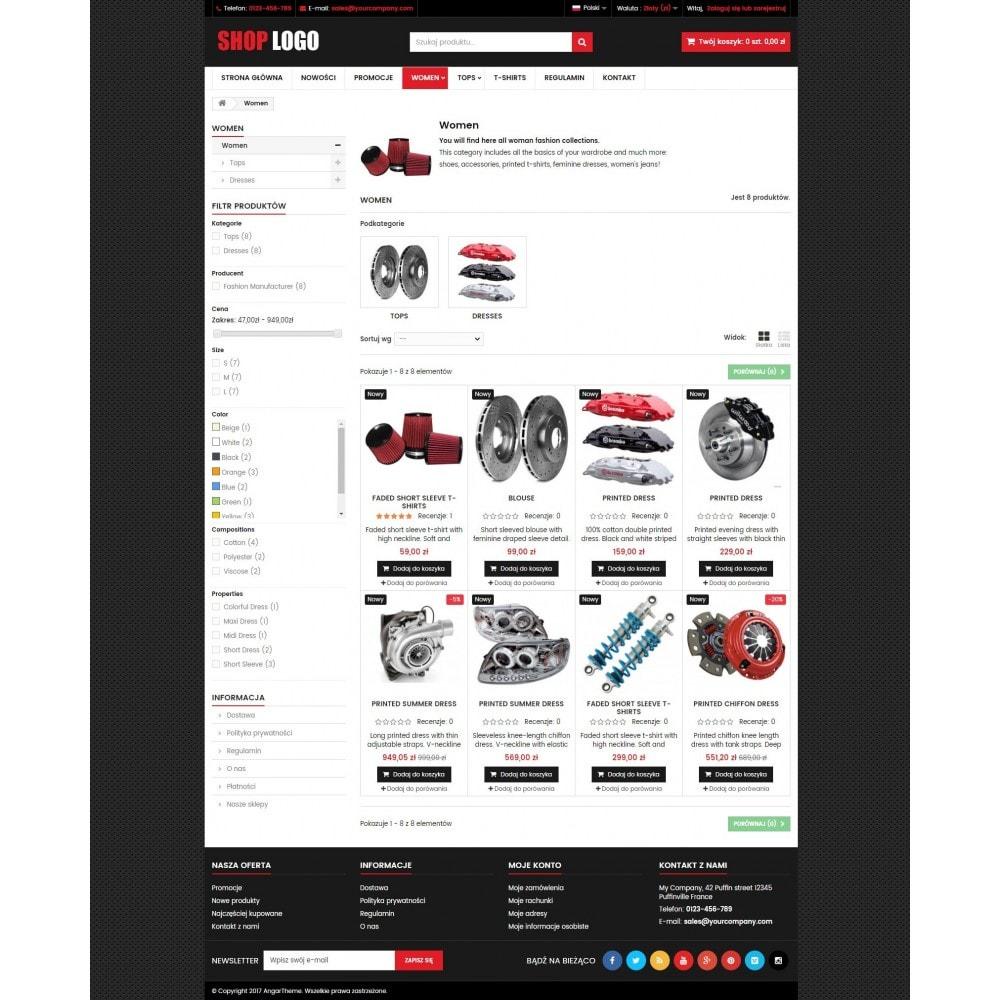 theme - Samochody - ATS04 Samochody, części zamienne i narzędzia - 4