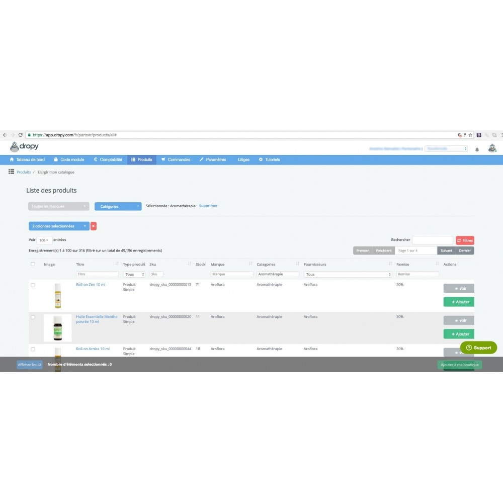 module - Dropshipping - Solution Dropy MarketPlace - 6