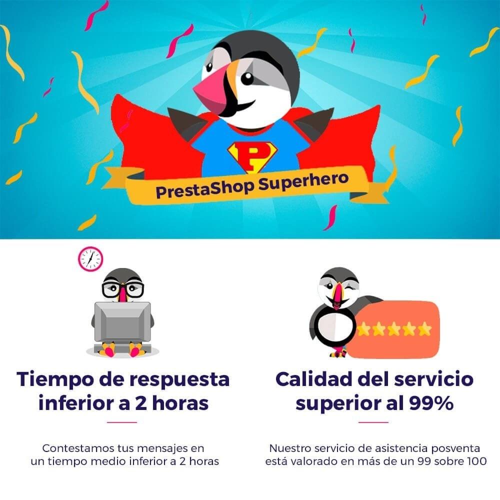 bundle - Pago a la Entrega (contrarrembolso) - Primera venta (módulos imprescindibles para España) - 13