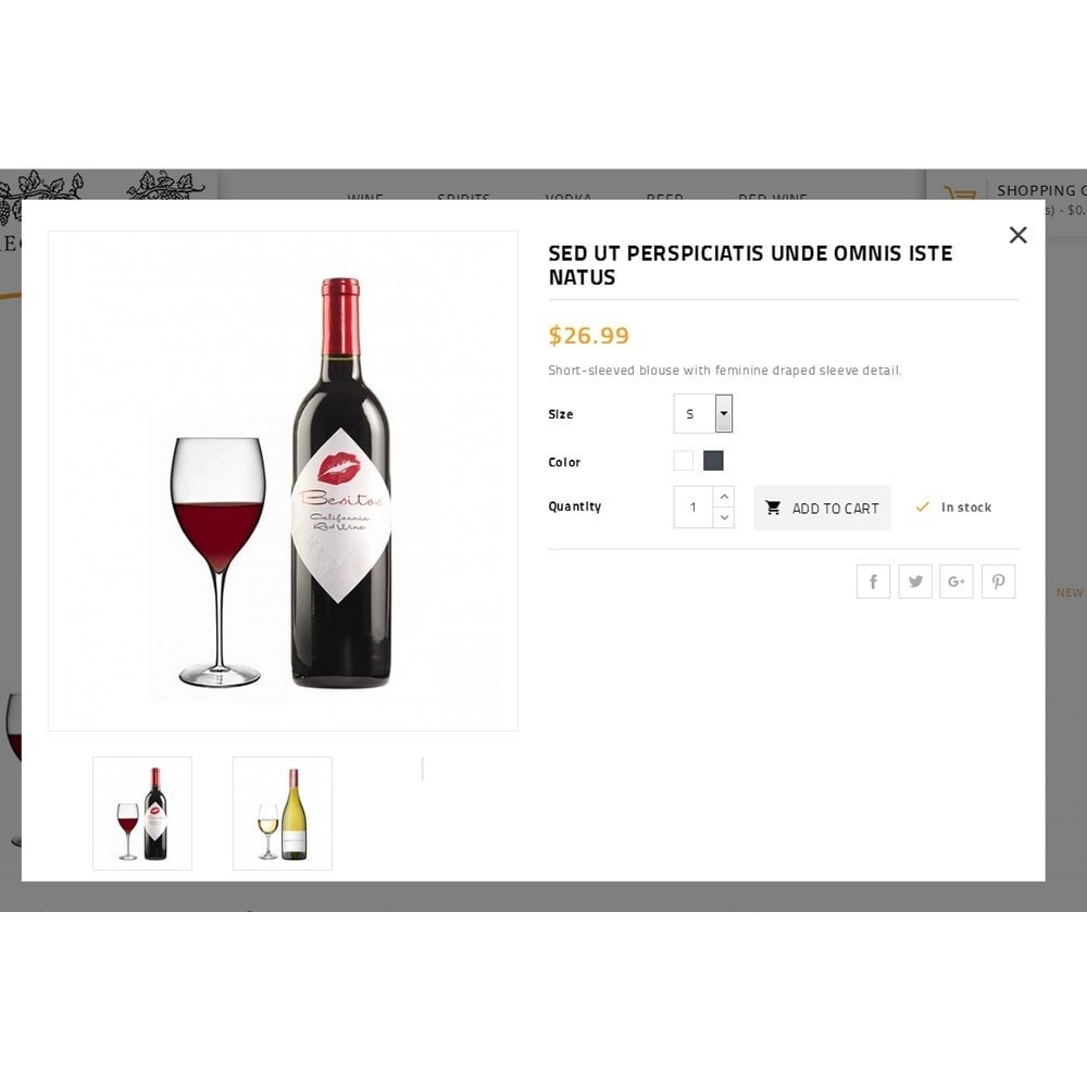 theme - Drink & Tobacco - Precept Wine Store - 6