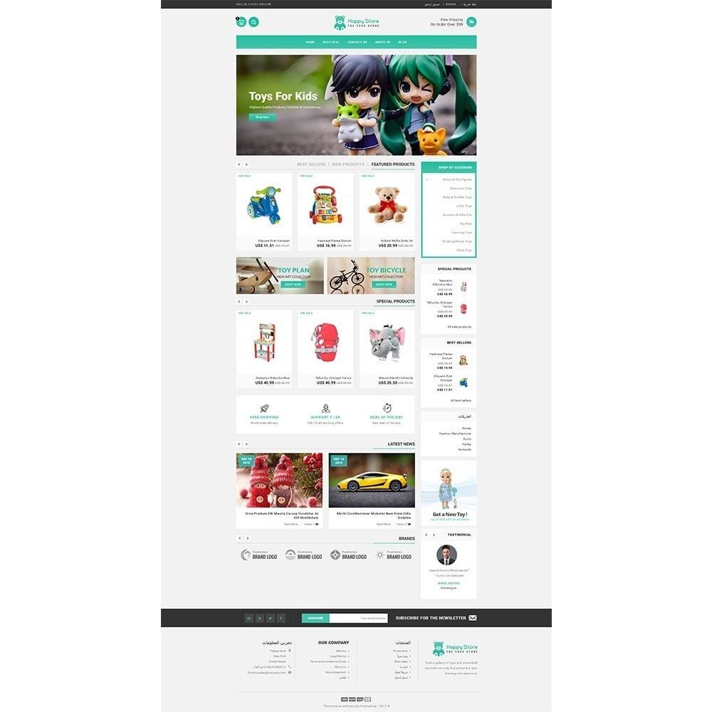 theme - Enfants & Jouets - Happy store - 6