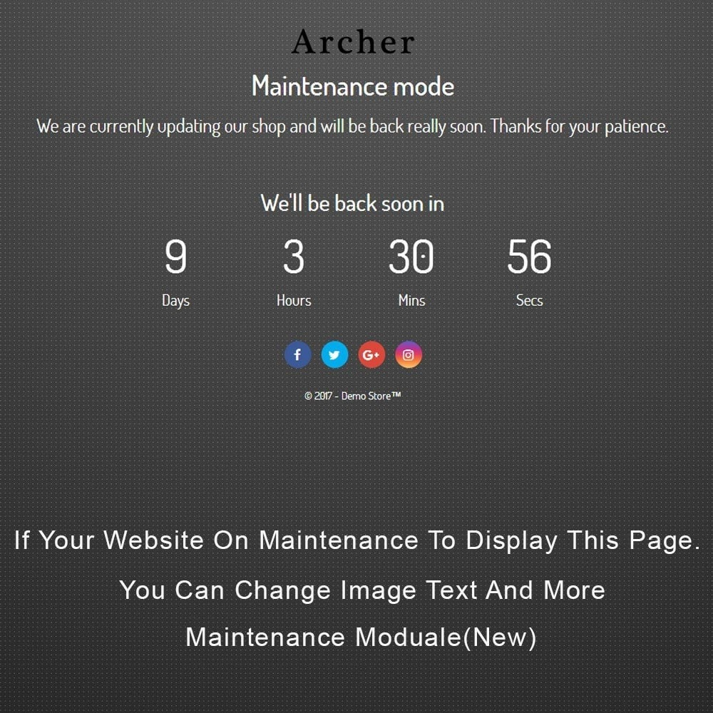 theme - Moda y Calzado - Archer Fashion Store - 8