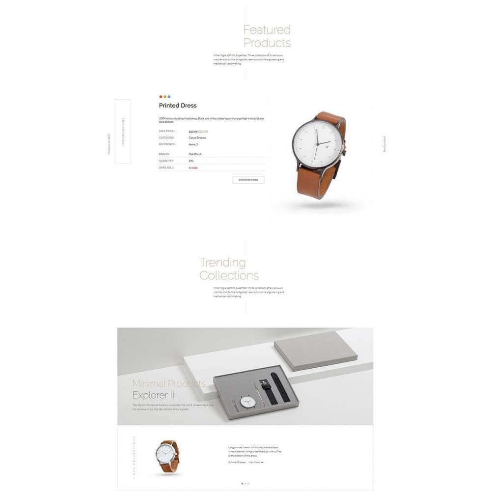theme - Biżuteria & Akcesoria - Luxury Watches - 3
