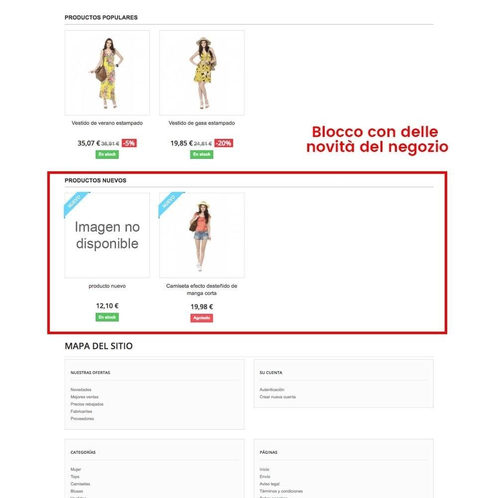 module - URL & Redirect - Personalizzare la pagina di errore 404 - 8