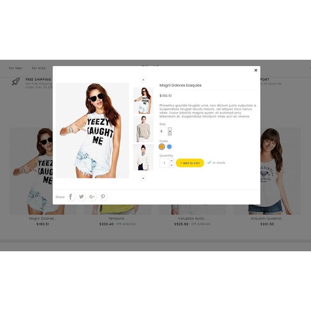 theme - Moda & Calçados - Fashion Clothes - 7