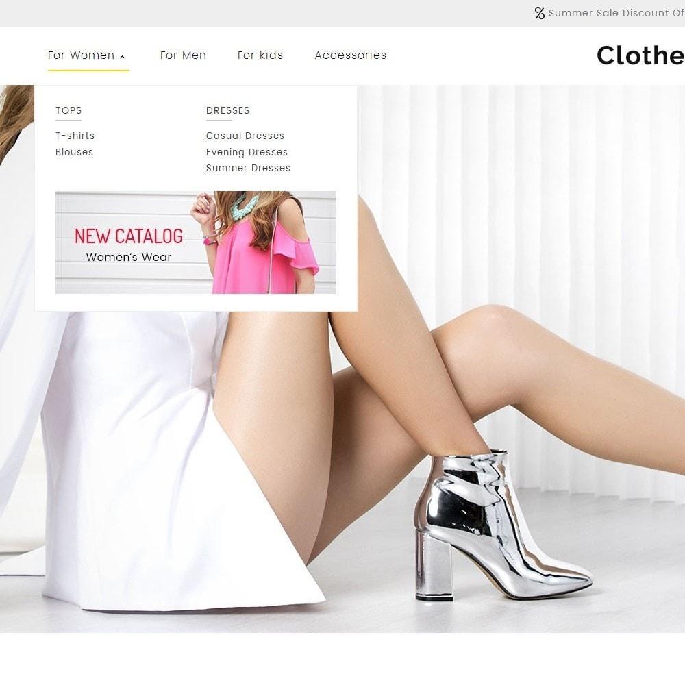 theme - Moda & Calçados - Fashion Clothes - 9