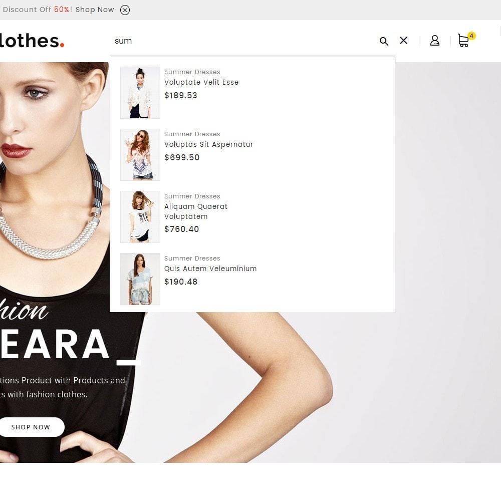 theme - Moda & Calçados - Fashion Clothes - 10