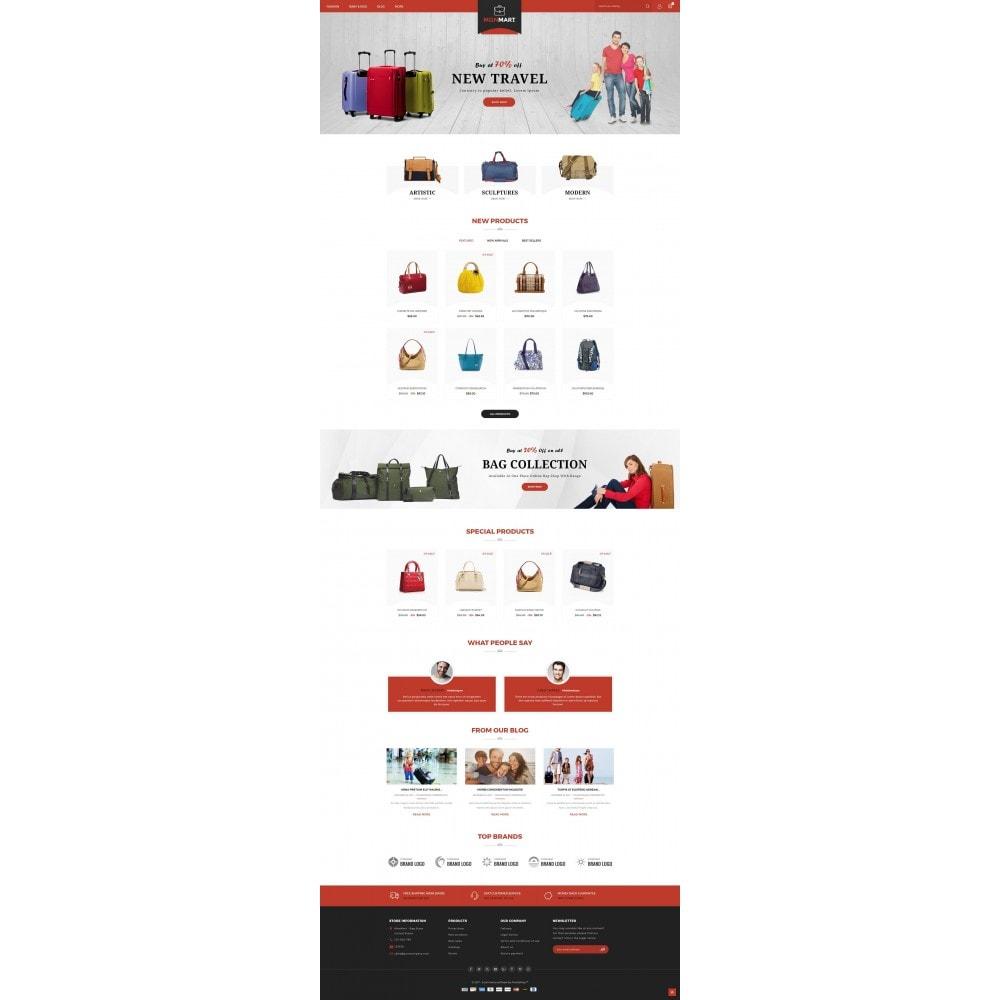 MonMart Bag Store