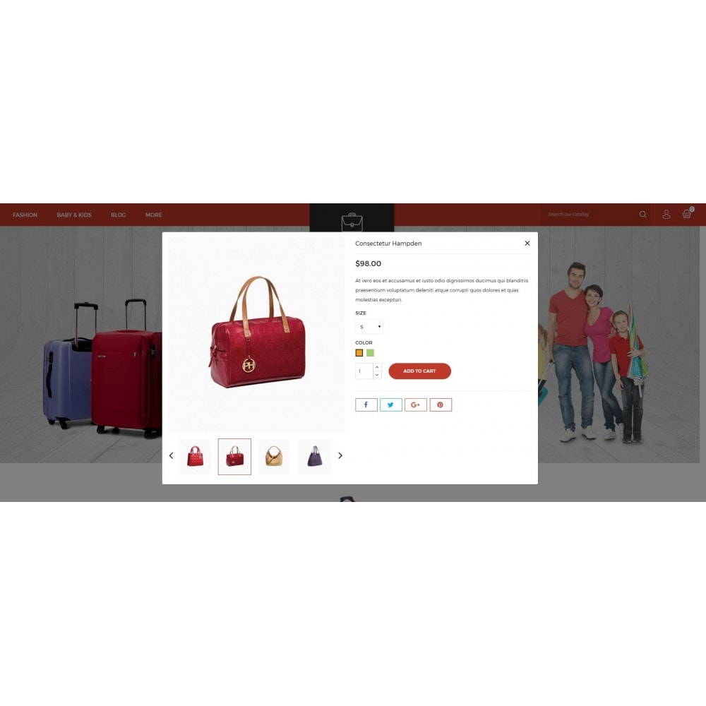 theme - Moda & Calzature - MonMart Bag Store - 7
