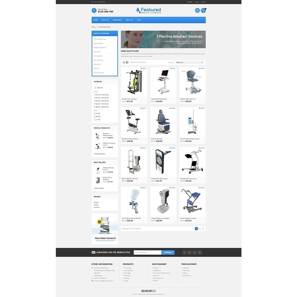 Featured store