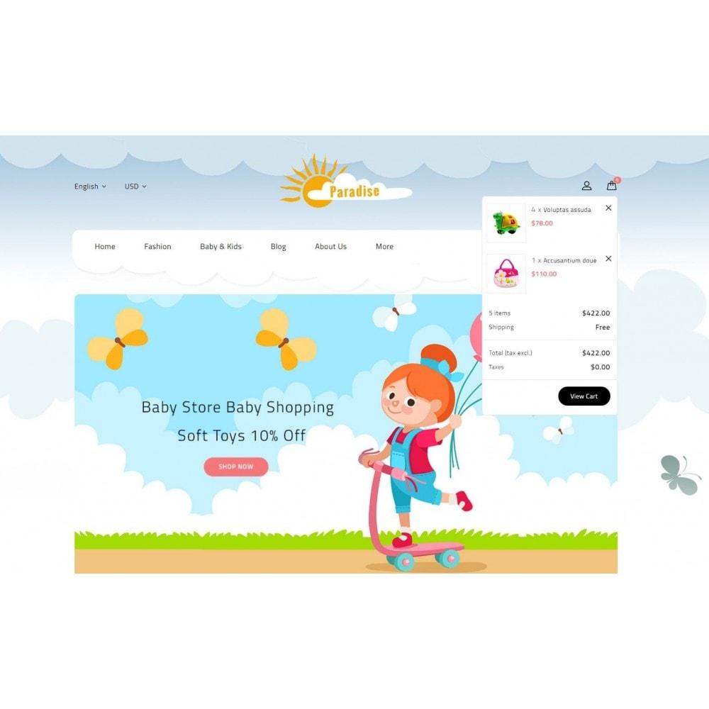 theme - Crianças & Brinquedos - Paradise Toys Store - 8