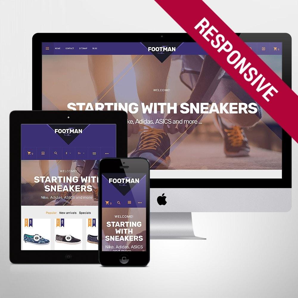Footman - Sneakers Store