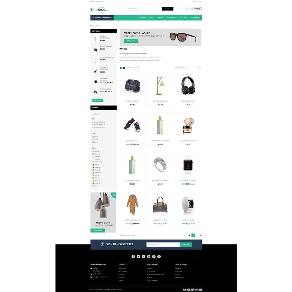 Shopinz MultiStore