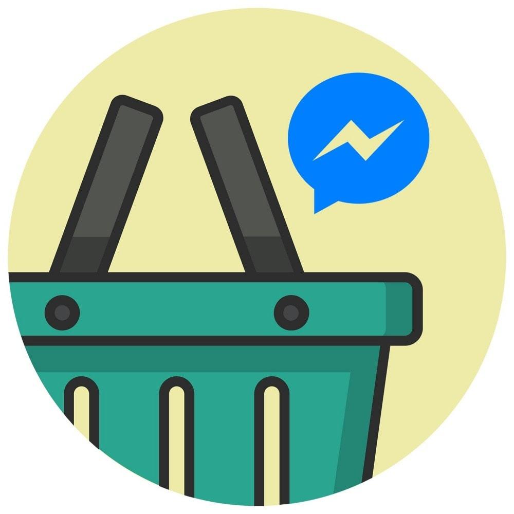 module - Order Management - Order on Messenger - 1