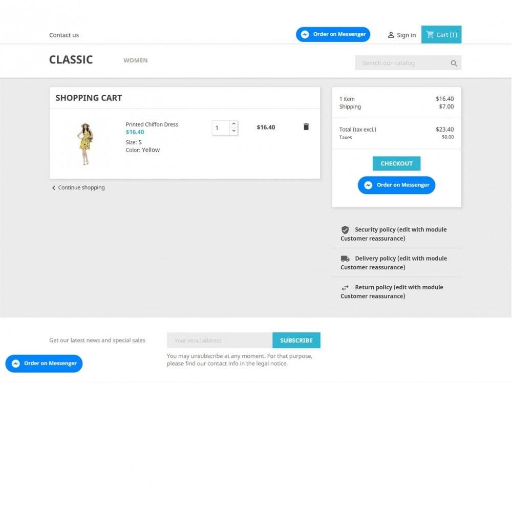 module - Orderbeheer - Bestelling op Messenger - 12