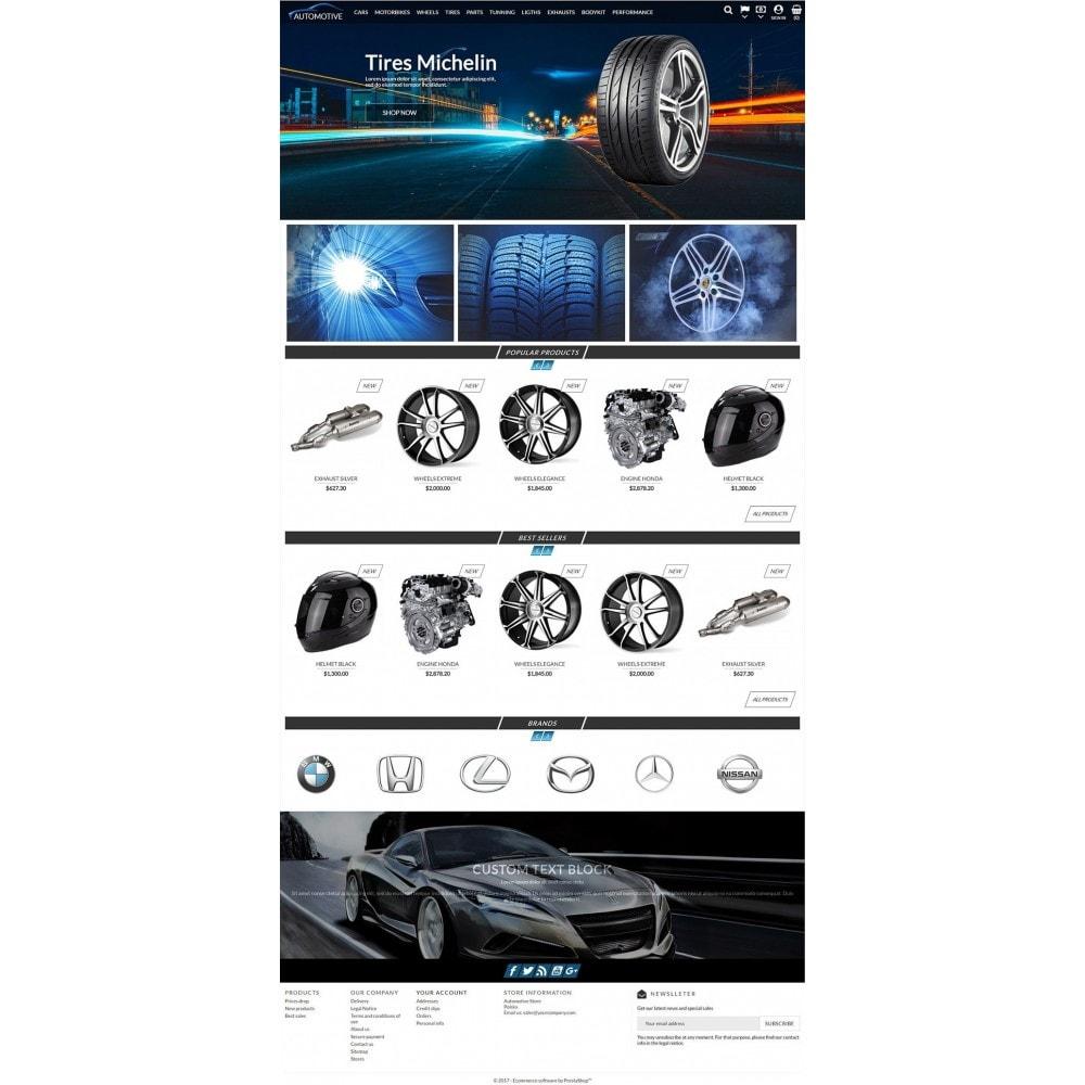 theme - Samochody - Automotive Store - 2