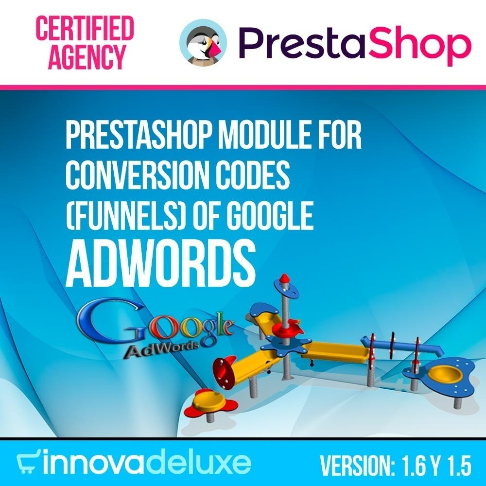 module - Платная поисковая оптимизация - Google Adwords Conversion Funnels - 1