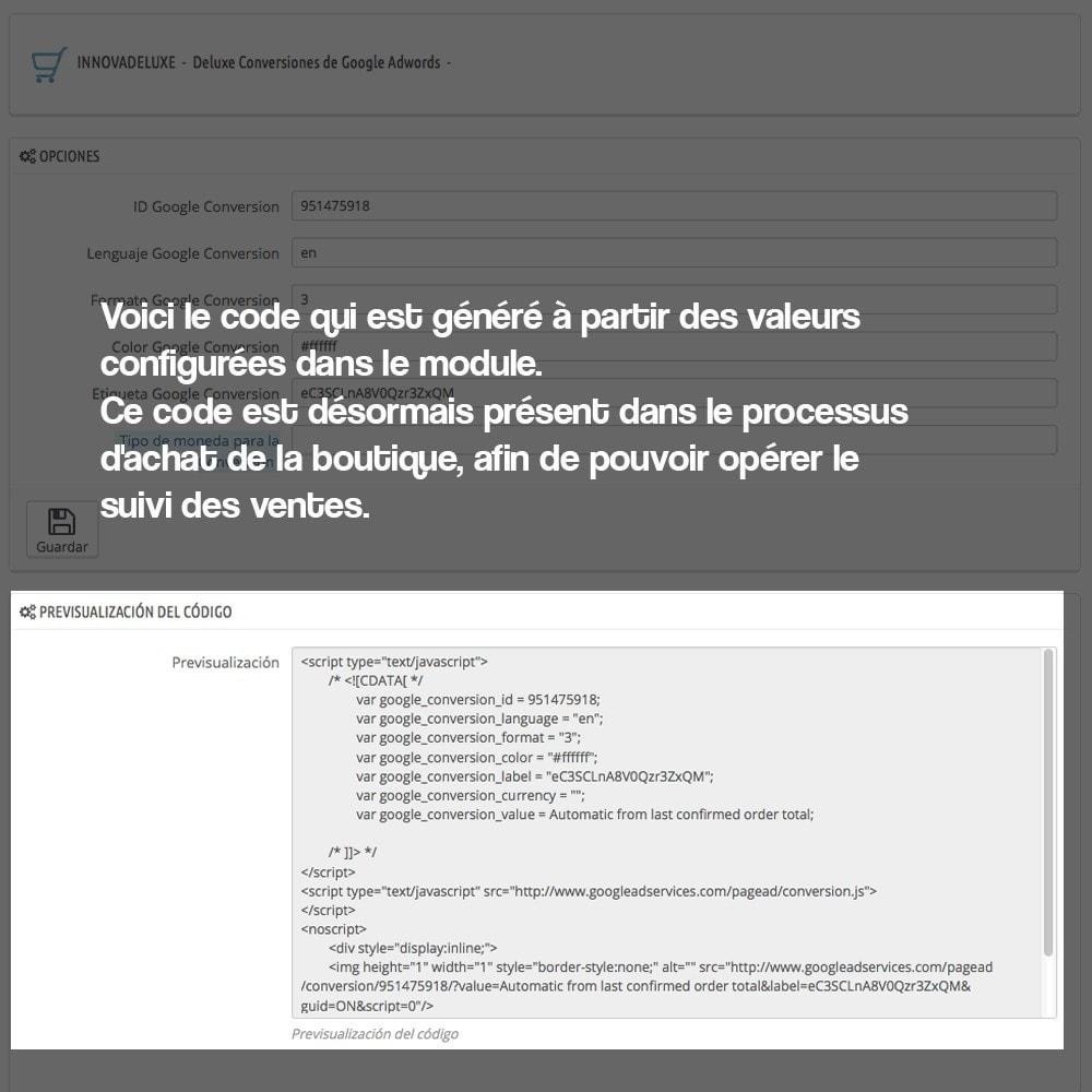 module - Référencement payant (SEA SEM) & Affiliation - Entonnoirs de conversion de Google Adwords - 4