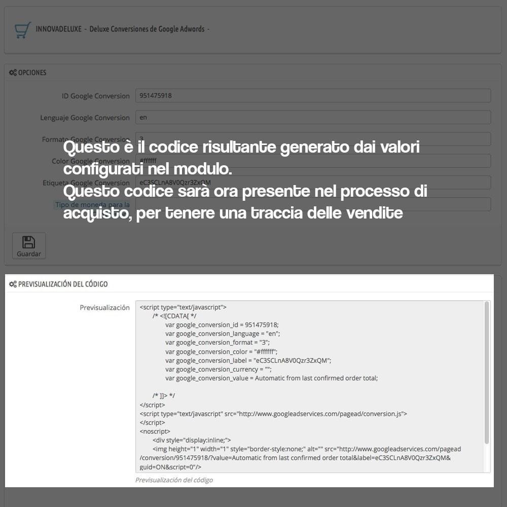 module - Indicizzazione a pagamento (SEA SEM) & Affiliazione - Trucchi di conversione per Google Adwords - 4