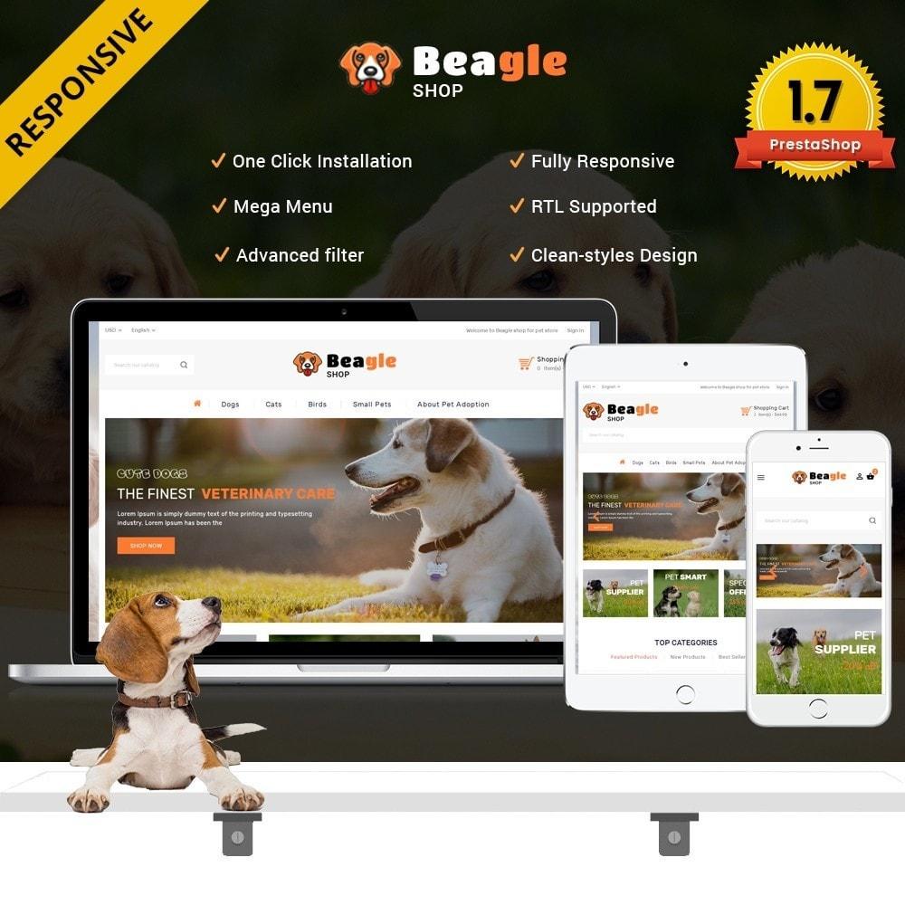 Beagle shop