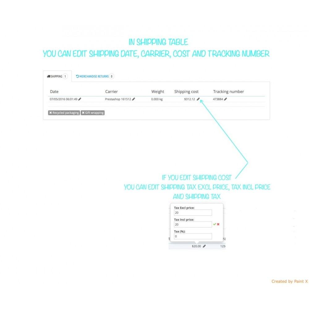 module - Auftragsabwicklung - Profi Managing von Bestellungen und Dokumenten Nr. - 3