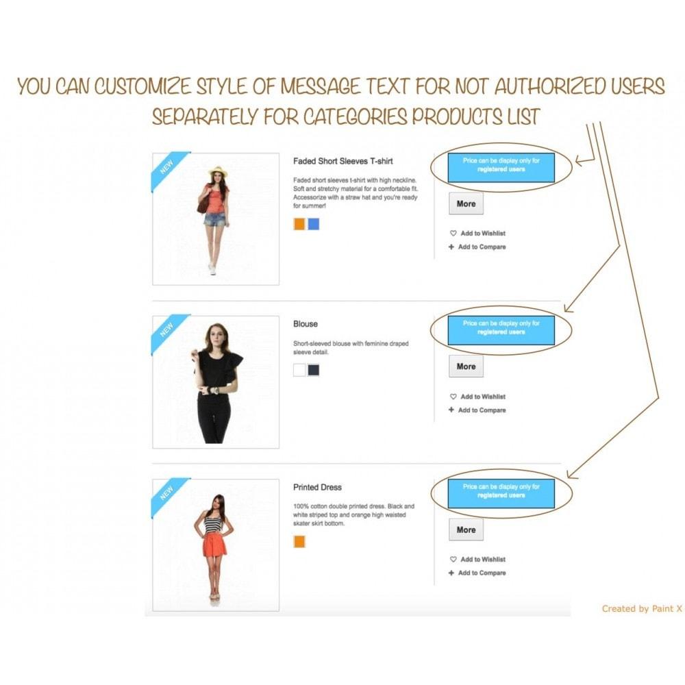 module - Gestione clienti - Nascondere prezzi per utenti non autorizzati B2B - 4