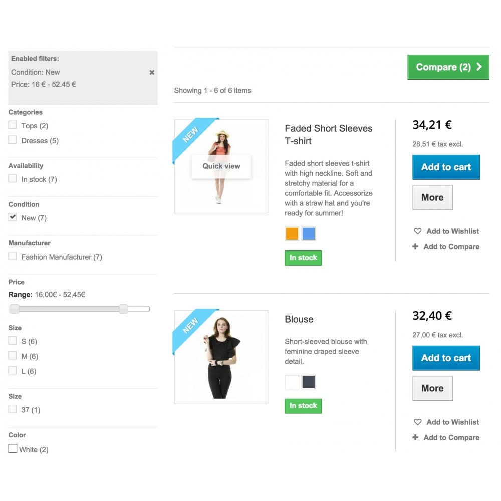 module - Gestione Prezzi - B2B Duplice visualizzazione dei prezzi con e senza IVA - 6