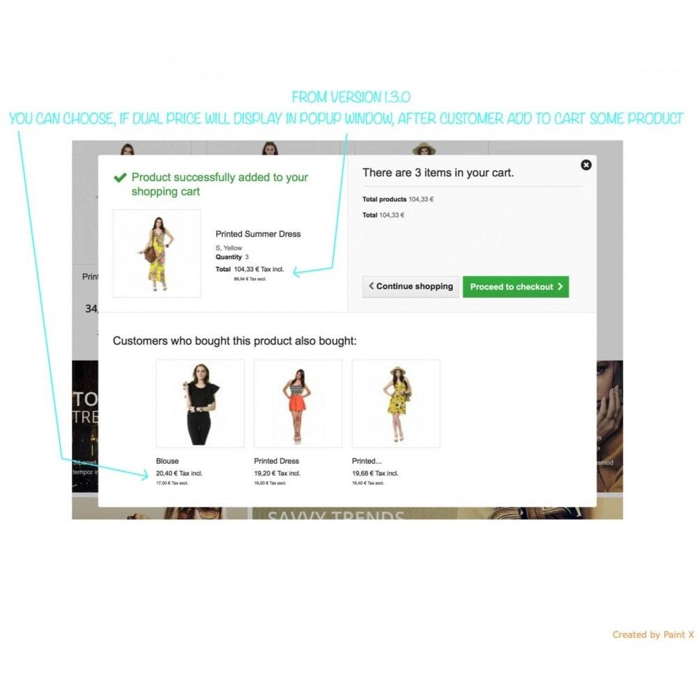 module - Gestione Prezzi - B2B Duplice visualizzazione dei prezzi con e senza IVA - 8