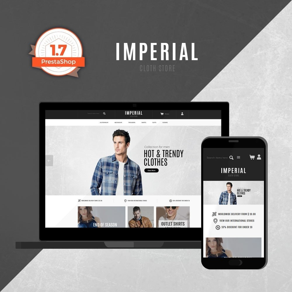 Imperial - Fashion Store