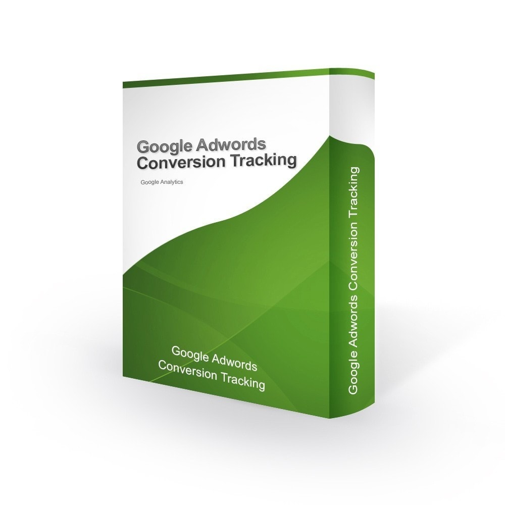module - Analytics & Statistiche - Google Adwords Conversion Tracking - 1