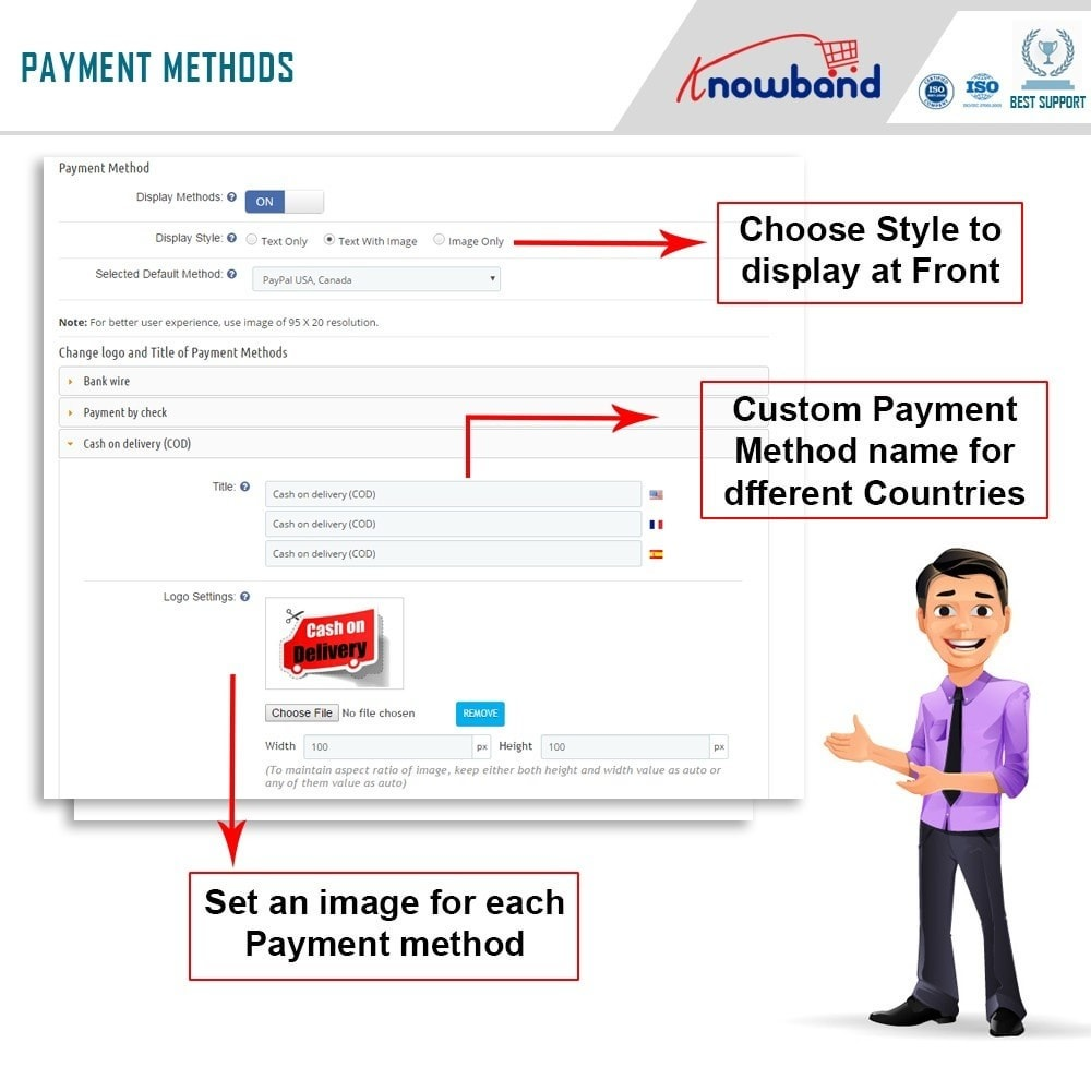 module - Express Checkout - Knowband - One Page Checkout, Social Login & Mailchimp - 17