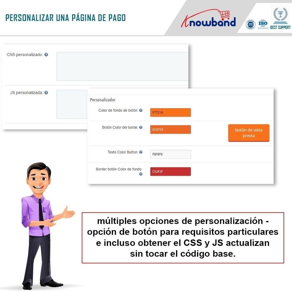 module - Proceso rápido de compra - Knowband - One Page Checkout, Social Login & Mailchimp - 14