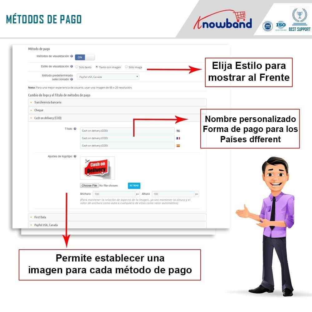 module - Proceso rápido de compra - One Page Checkout, Social Login & Mailchimp - 17