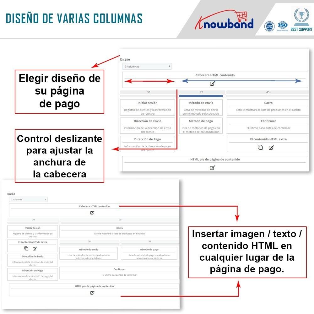 module - Proceso rápido de compra - One Page Checkout, Social Login & Mailchimp - 20