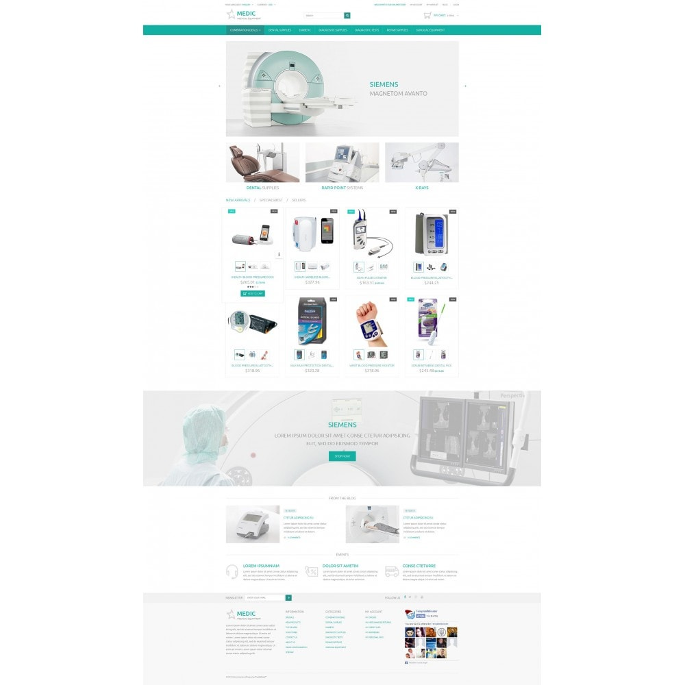 theme - Salud y Belleza - Medical Equipment - 4