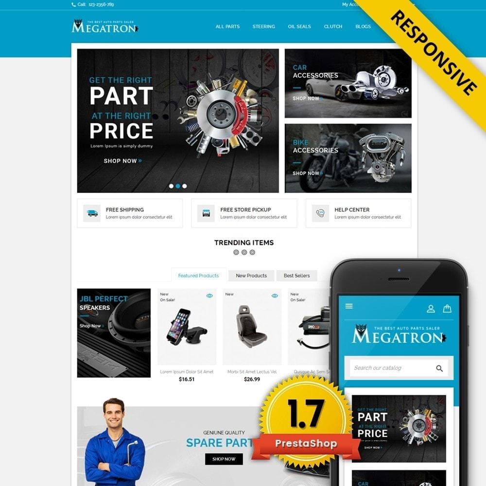 theme - Autos & Motorräder - Megatron - Autoparts - 1