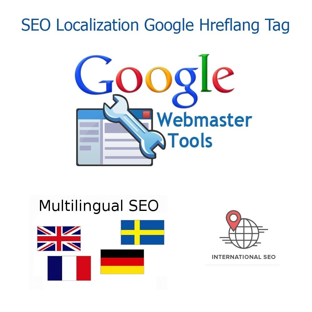module - SEO (référencement naturel) - SEO Localization Google Hreflang Tag - 1