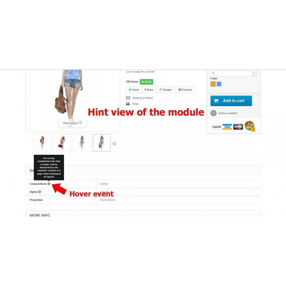 module - Fichas dos Produtos - Tooltips of features in product page - 8