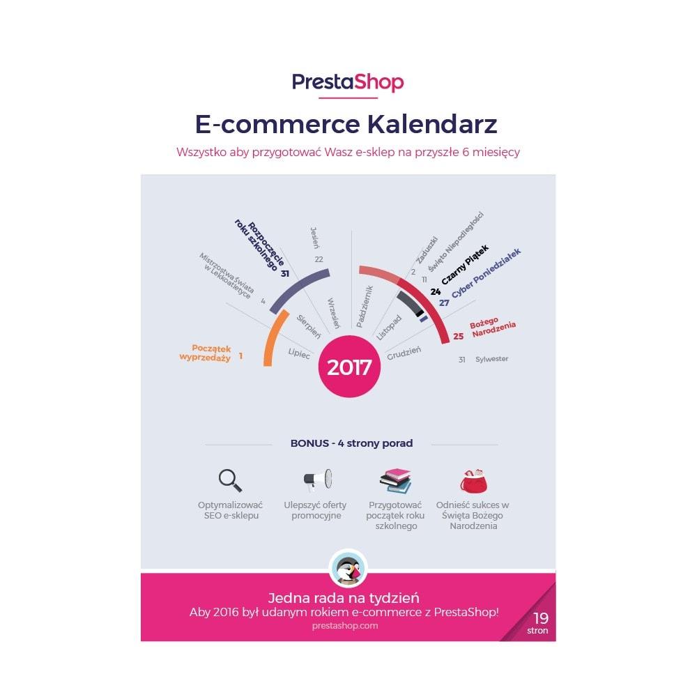 other - Kalendarz e-commerce - Kalendarz e-commerce 2017 na koniec roku - 1