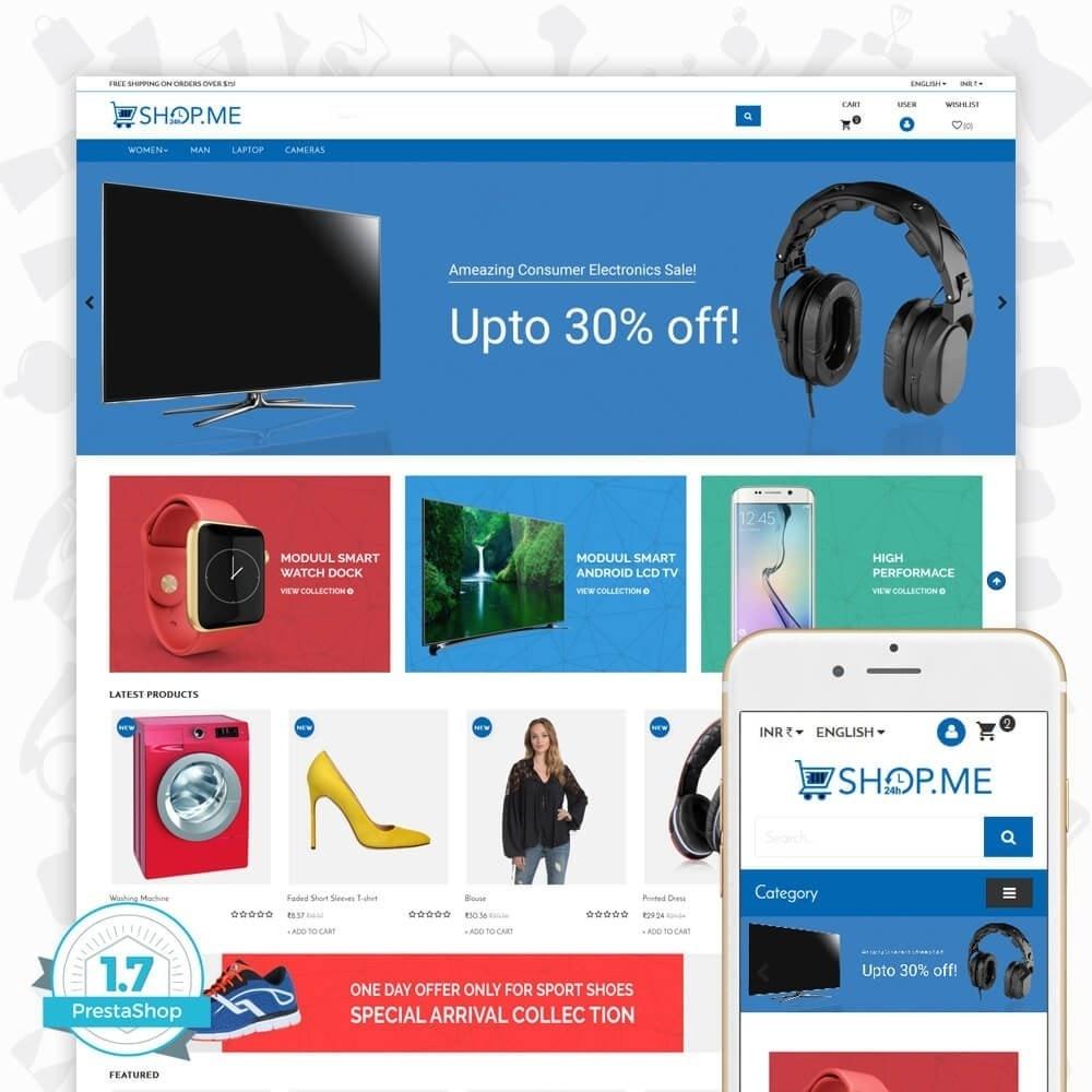 Shopme Electronics Store