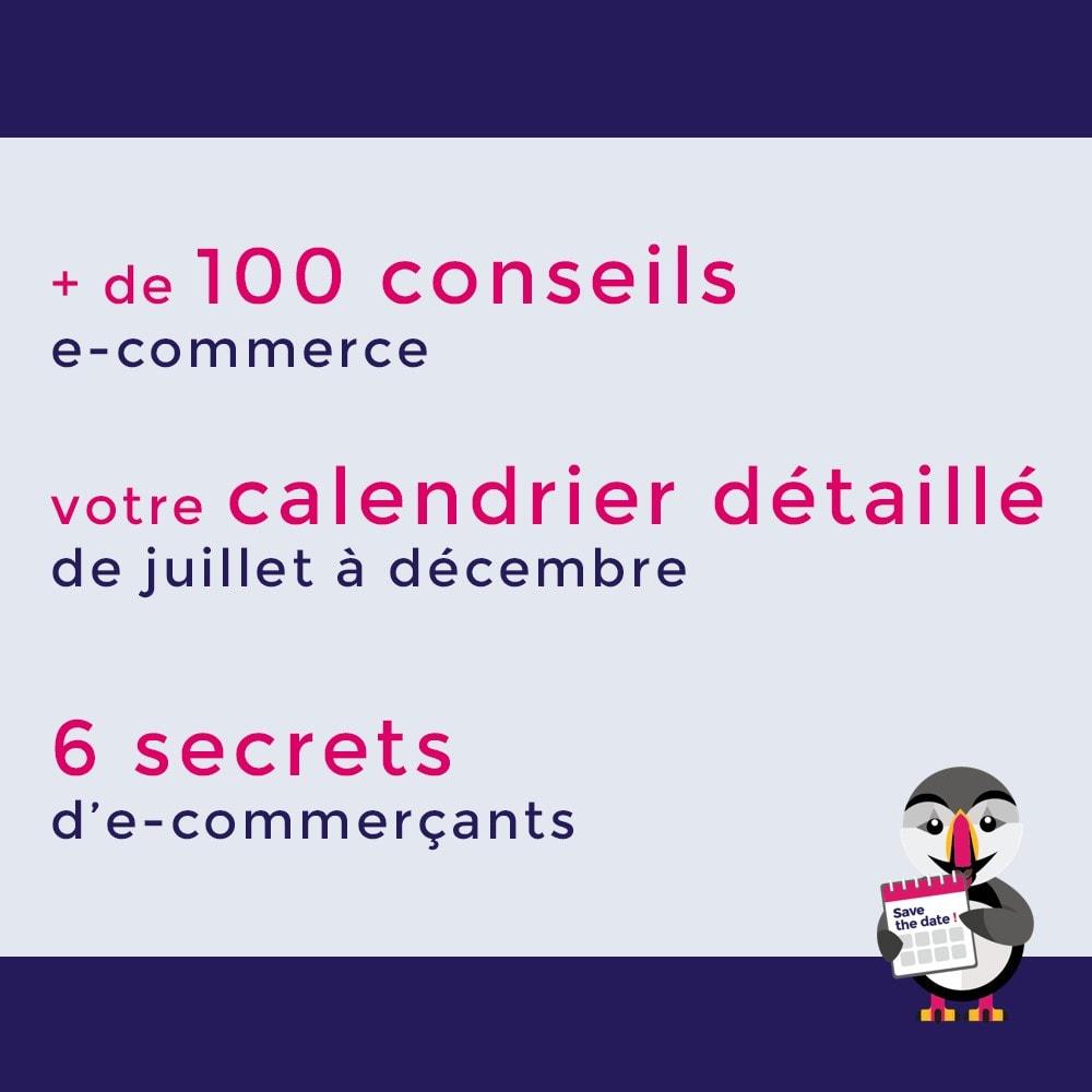 other - Calendrier e-Commerce - Guide et Calendrier e-commerce 2017 de fin d'année - 2