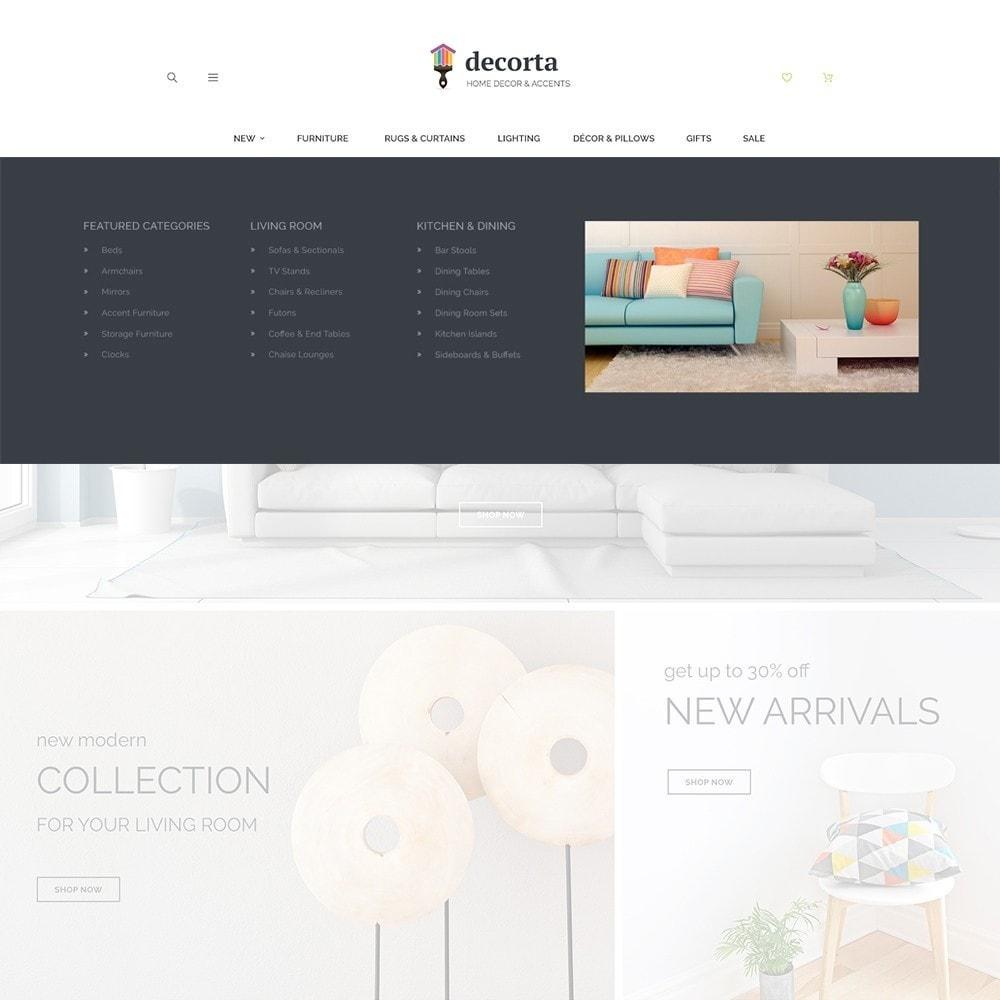 theme - Home & Garden - Decorta - 2