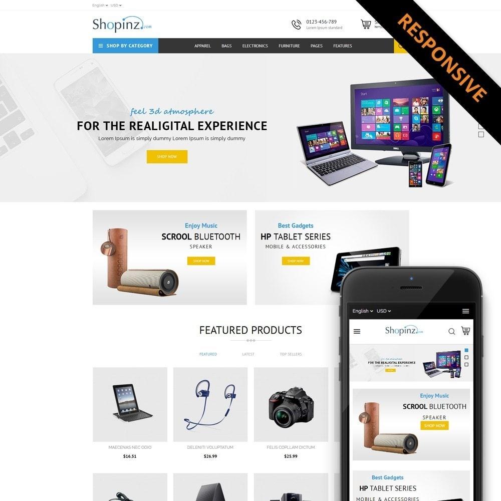 theme - Electrónica e High Tech - Electronic Store - 1