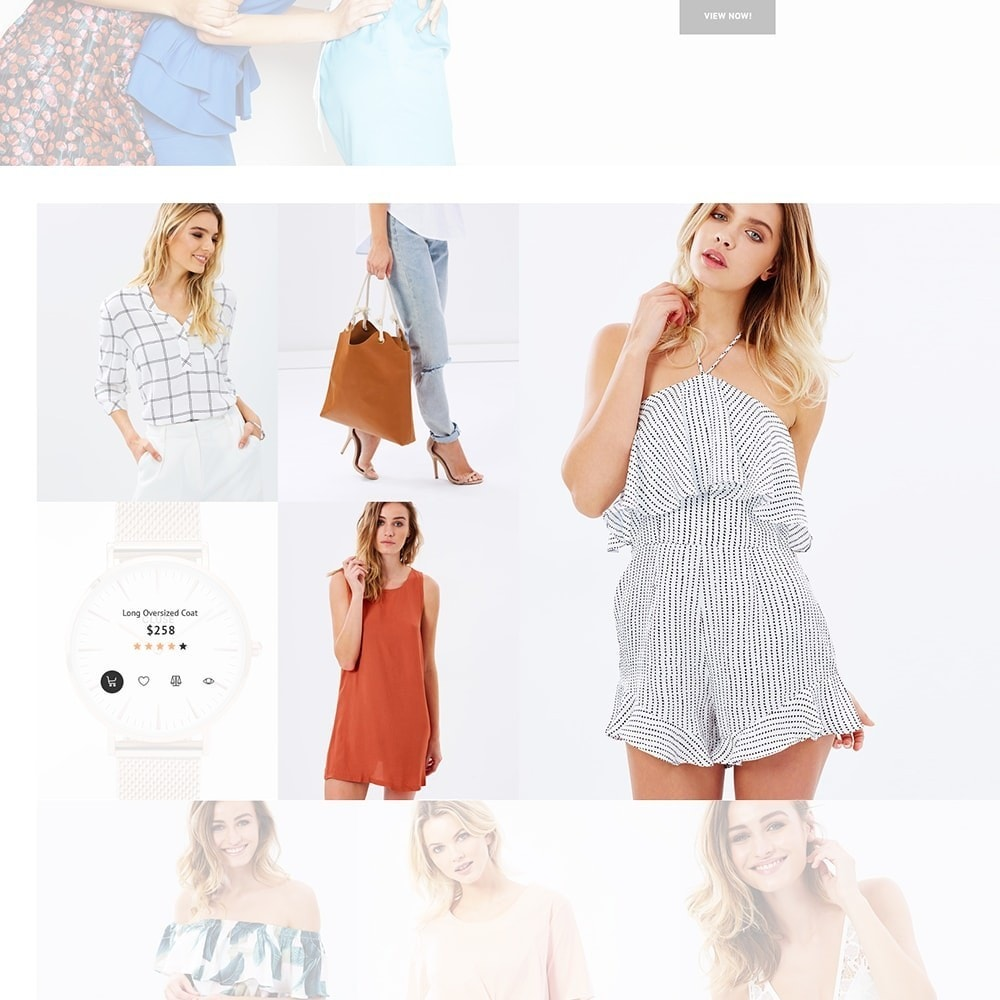 theme - Moda & Calzature - Impresta Fashion - PrestaShop Responsive Theme - 3