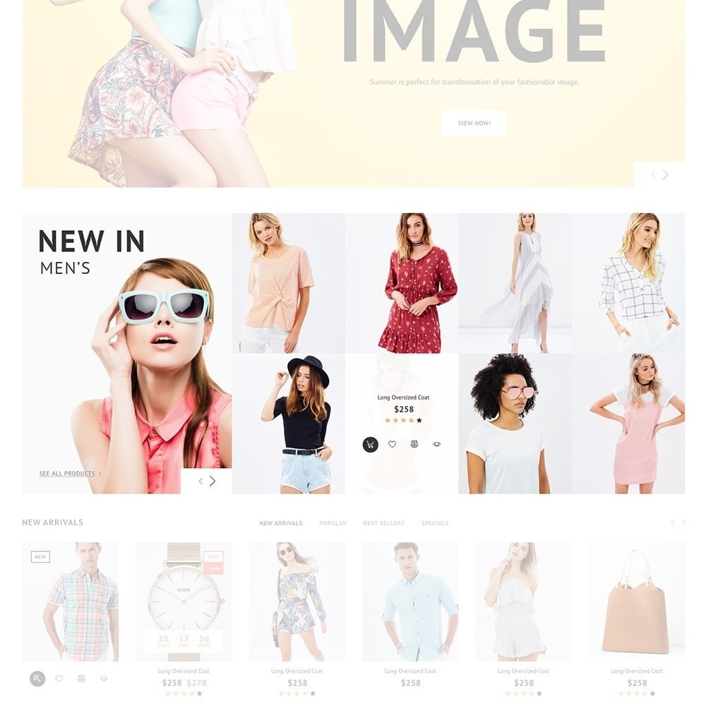 theme - Moda & Calzature - Impresta Fashion - PrestaShop Responsive Theme - 6