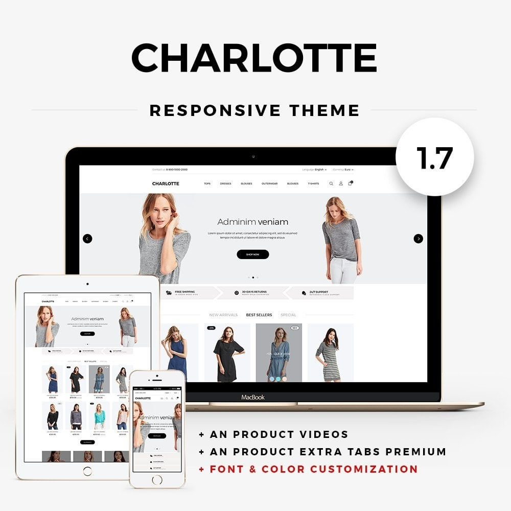 Charlotte Fashion Store