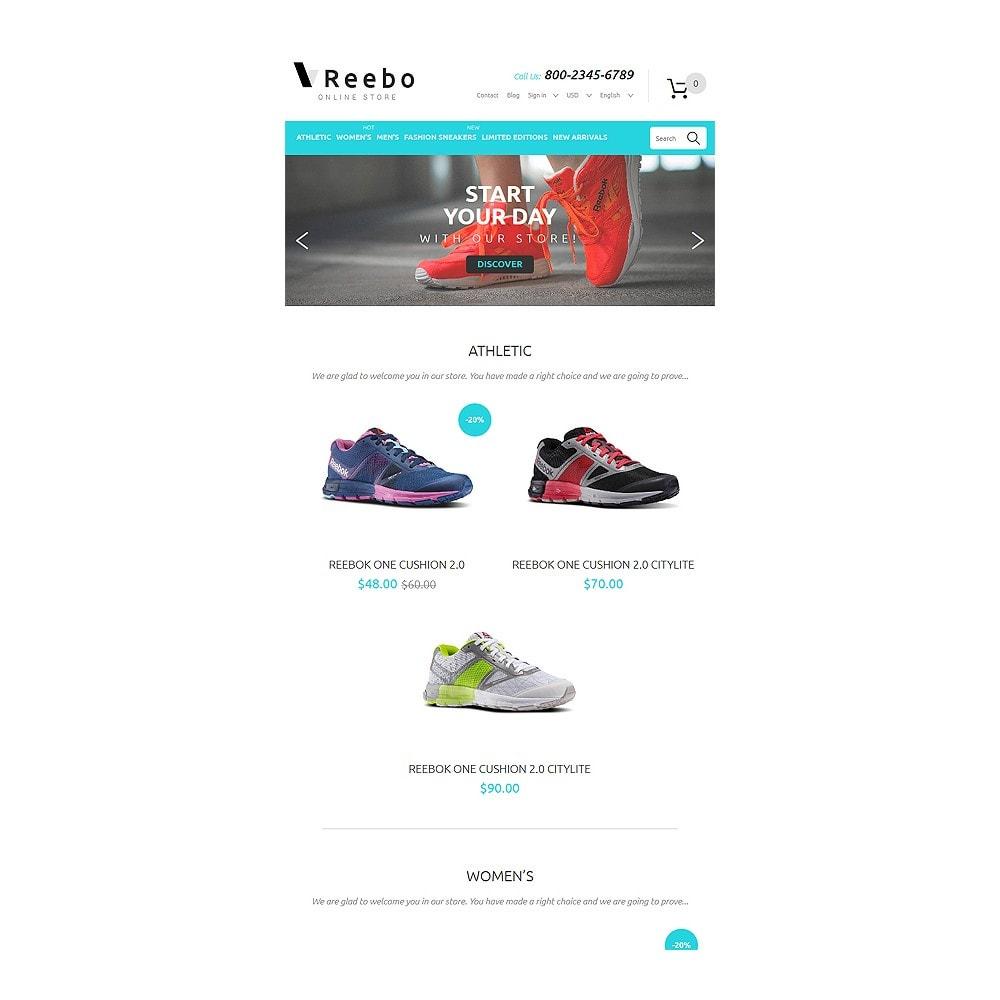 theme - Мода и обувь - Reebo - 7