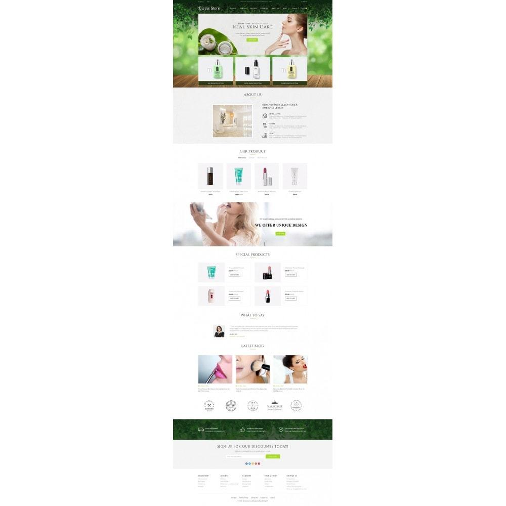 theme - Salud y Belleza - Divine - Beauty Store - 2