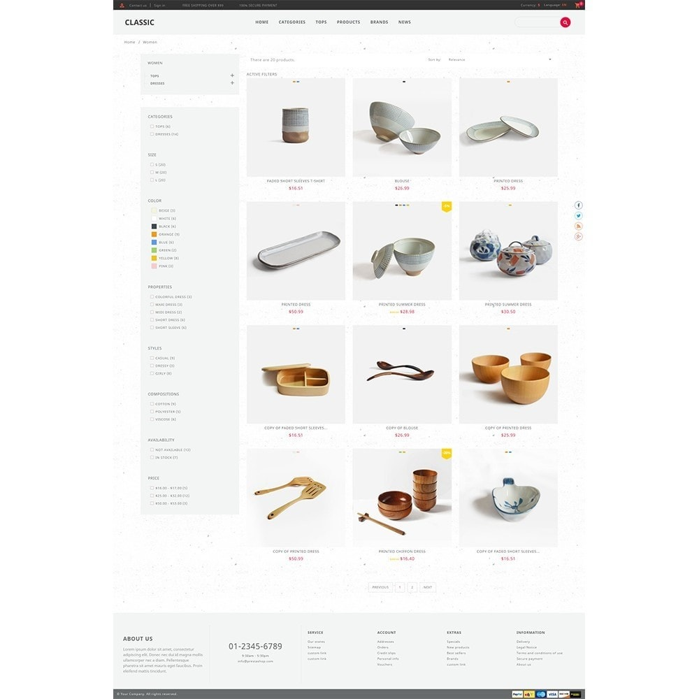 theme - Heim & Garten - UP Tableware Store - 8